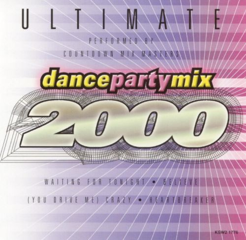 Ultimate Dance Party Mix 2000, Vol. 3