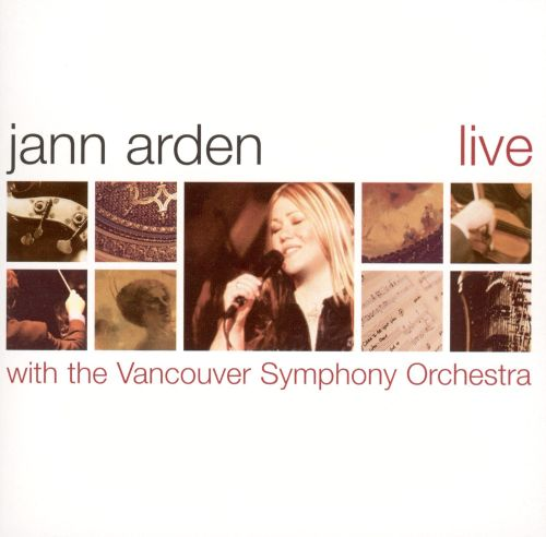 Live with the Vancouver Symphony