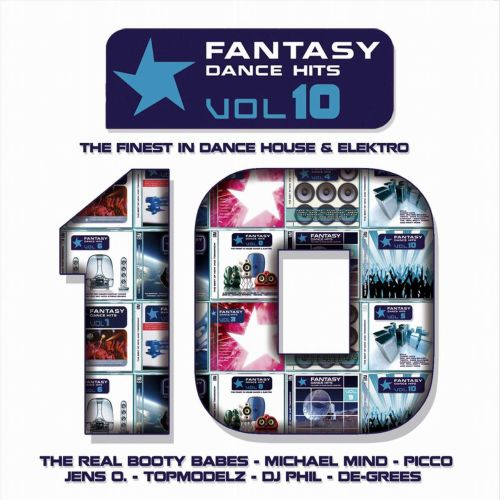 Fantasy Dance Hits, Vol. 10