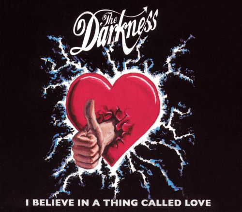 Believe in a Thing Called Love [UK CD]