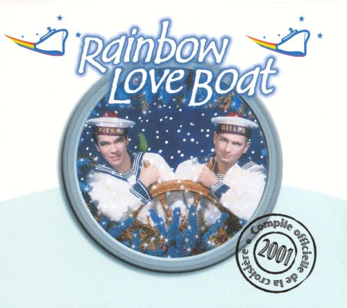 Rainbow Love Boat