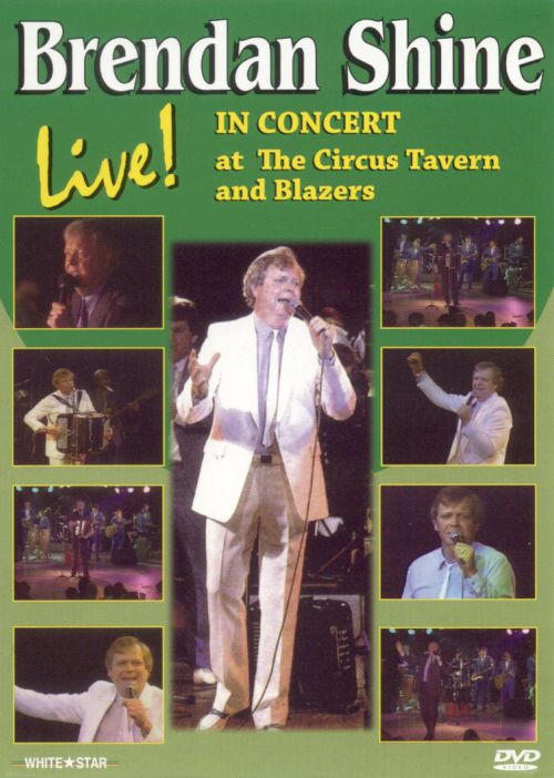 Live!: In Concert at the Circus Tavern and Blazers [DVD]