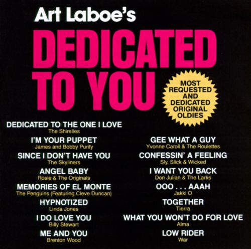 Art Laboe's Dedicated to You