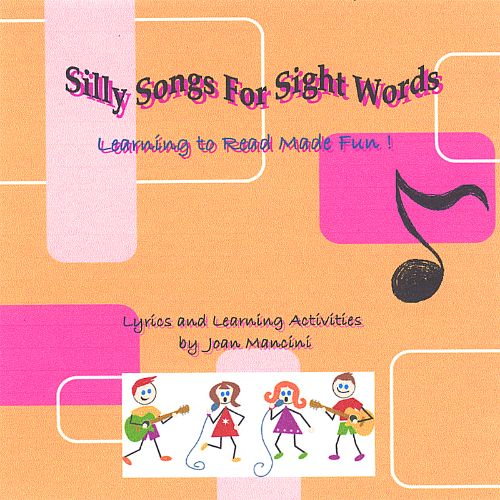 Silly Songs for Sight Words