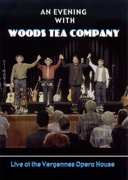 An Evening with Woods Tea Company - DVD