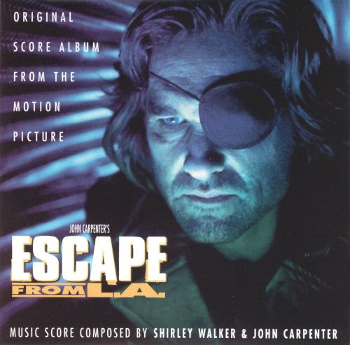 Escape from L.A. [Original Motion Picture Soundtrack]