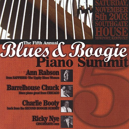Highlights from the Fifth Annual Blues & Boogie Piano Summit