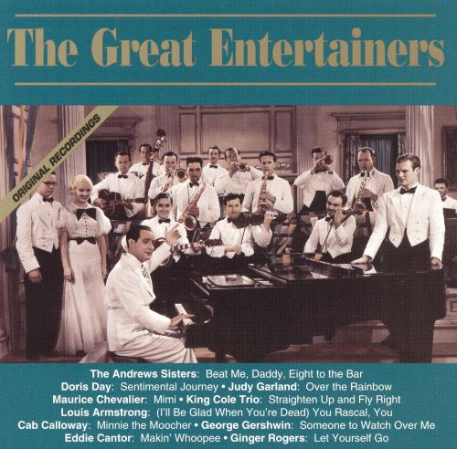 The Great Entertainers [#1]