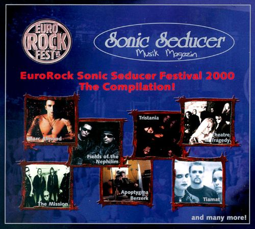 Eurorock: The Sonic Seducer Festival 2000