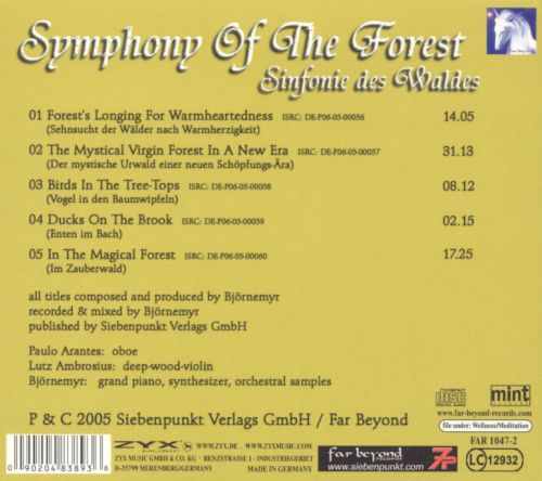 Symphony of the Forest (Sinfonie des Waldes)