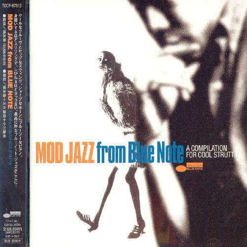 Mod Jazz from Blue Note: A Compilation for Cool Struttin'
