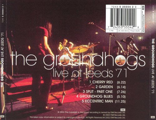Live at Leeds '71
