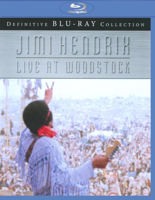 Live at Woodstock [Video]