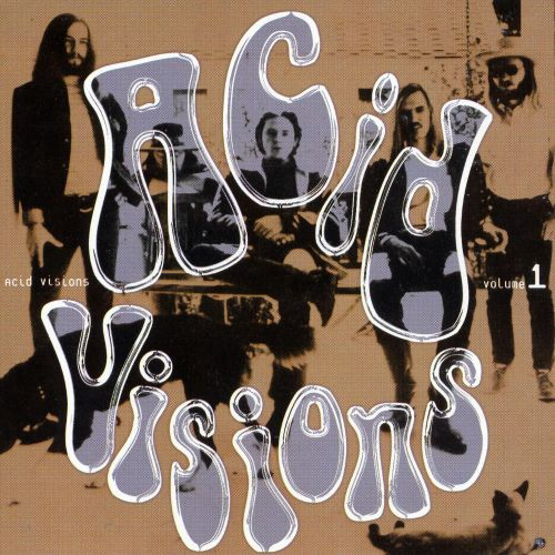 Acid Visions, Vol. 1 [P-Vine Japan]