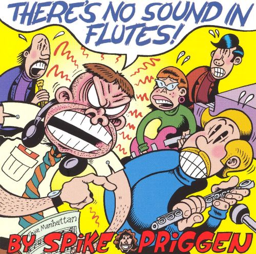 There's No Sound in Flutes!