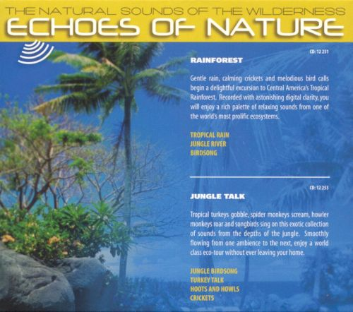 Echoes of Nature: Rainforest and Jungle Talk