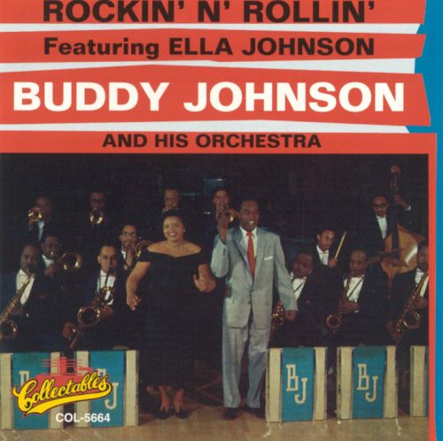 Rockin' n' Rollin' Featuring Ella Johnson