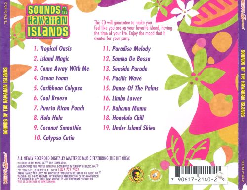 Drew's Famous Sounds of the Hawaiian Islands