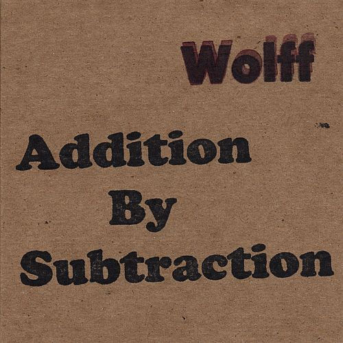 Addition by Subtraction