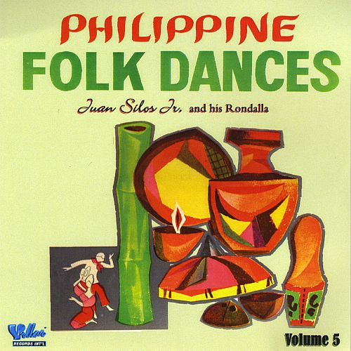 Philippine Folk Dances, Vol. 5