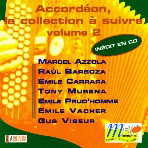 Accordion: Collection to Be Followed, Vol. 2