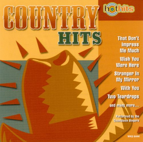 Country Hits [Disc 1] - The Countdown Singers | Releases
