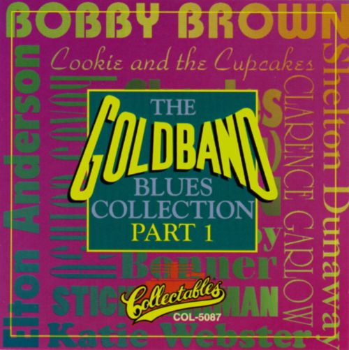 The Goldband Blues Collection, Vol. 1