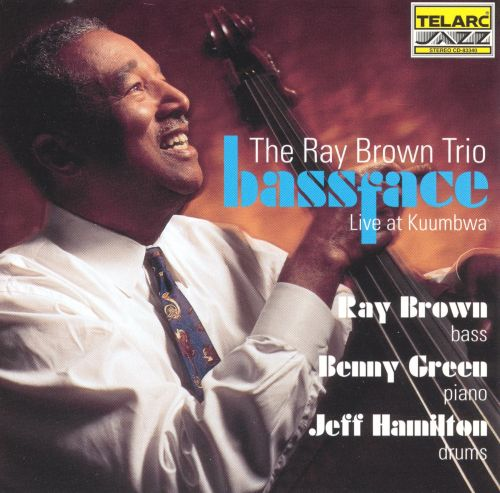Image result for bassist ray brown bass face