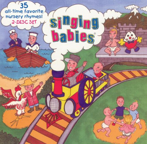 favorite nursery rhymes ten - 500×491