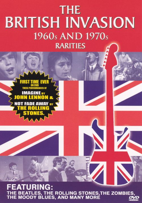 The British Invasion: The 1960's and 1970's