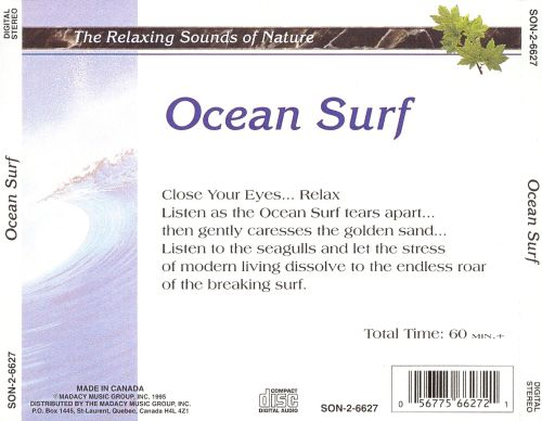 The Relaxing Sounds of Nature: Oceansurf