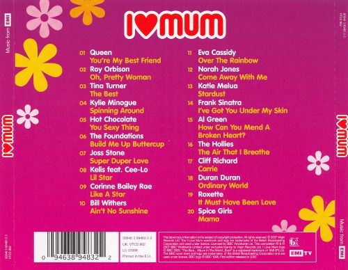 I Luv Mum: For the Best Mum in the World Ever [2007]
