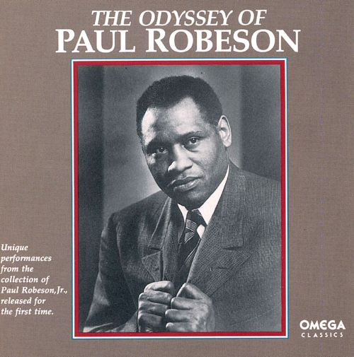 The Odyssey of Paul Robeson
