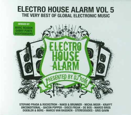 Electro House Alarm, Vol. 5