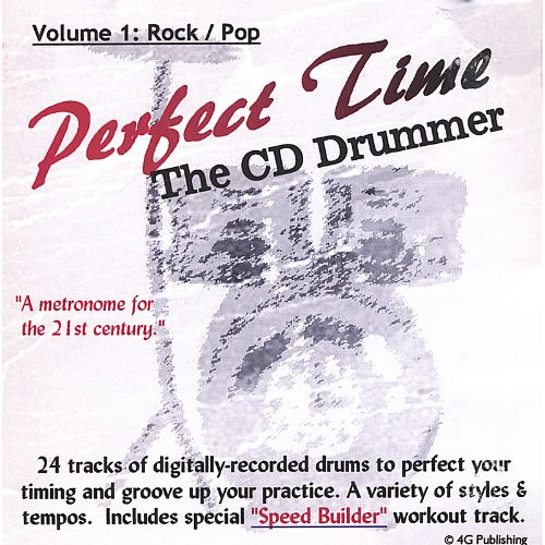 Perfect Time: The CD Drummer