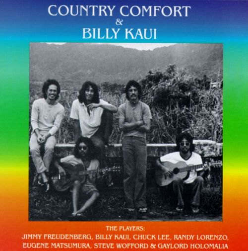 The Very Best of Country Comfort & Billy KauI - Country Comfort ...