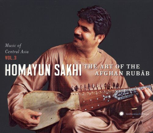 Music of Central Asia, Vol. 3: The Art of the Afghan Rubab