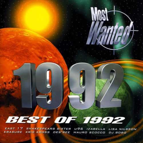 Most Wanted 1992