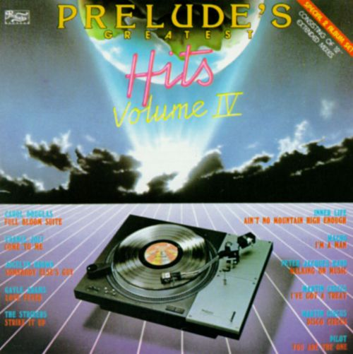 Prelude's Greatest Hits, Vol. 4 [LP]