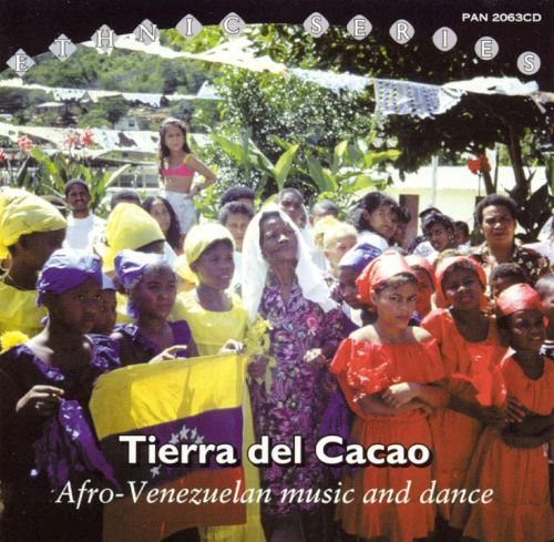 Terra del Cacao: Afro Venezuelan Music and Dance