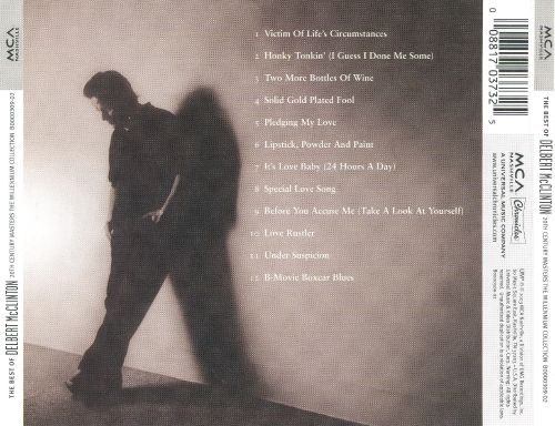 20th Century Masters - The Millennium Collection: The Best of Delbert McClinton