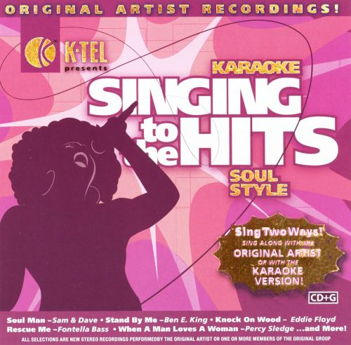 Singing to the Hits: Soul Style