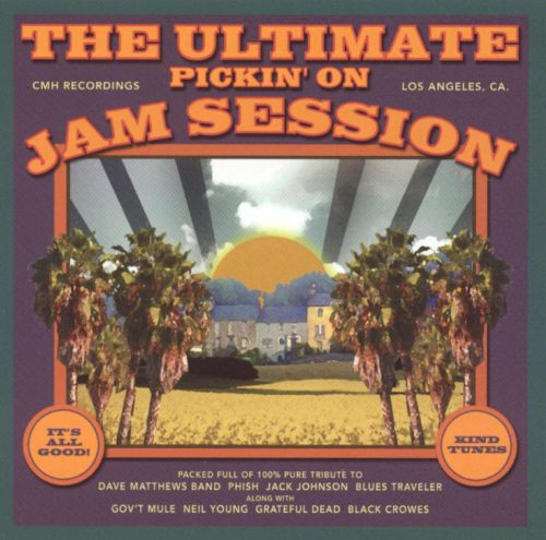 The Ultimate Pickin' on Jam Session