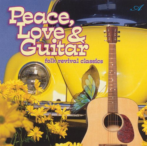 Peace Love and Guitar
