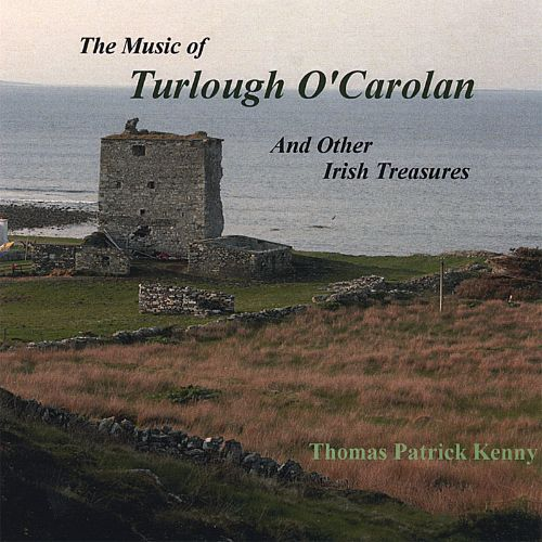 The Muisc of Turlough O'Carolan and Other Irish Treasures