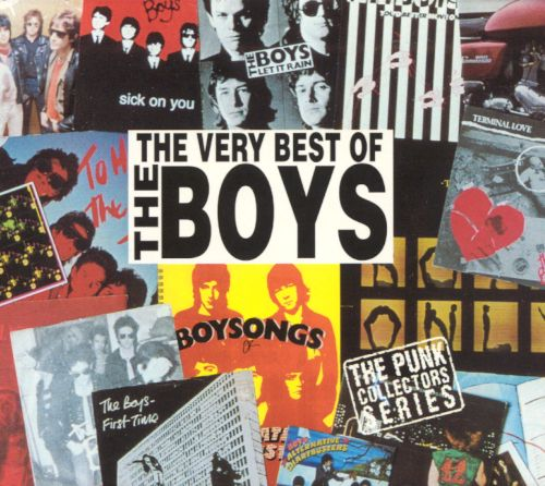 Very Best of the Boys