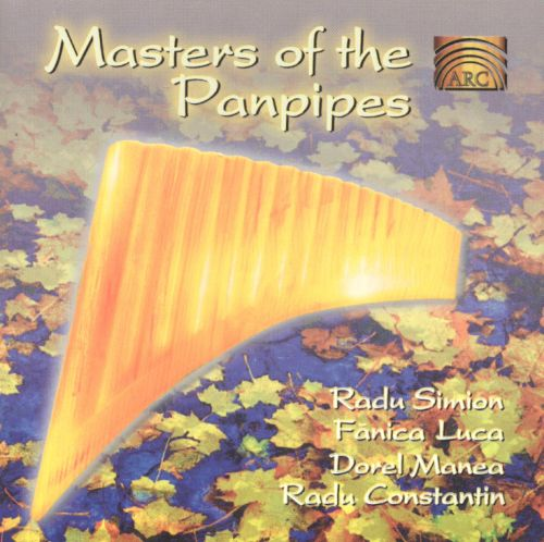 Masters of the Panpipes, Vol. 2