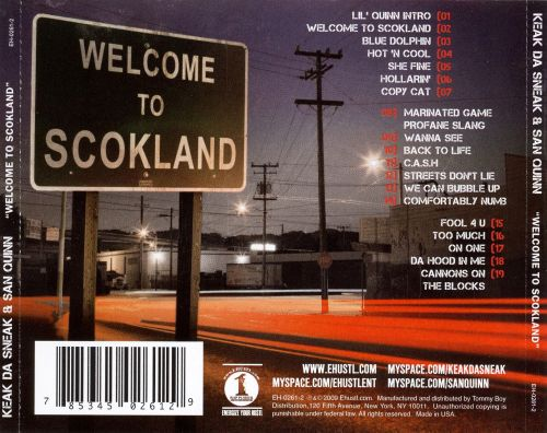 Welcome to Scokland