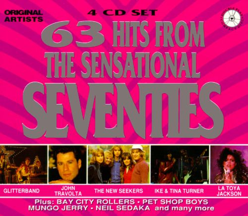 63 Hits from the Sensational Seventies