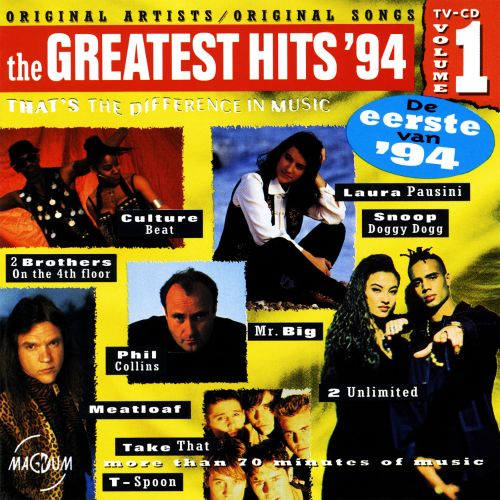 The Greatest Hits '94, Vol. 1